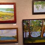 Local artists featured