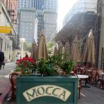 Mocca on Maiden Lane, San Francisco, Ca
