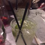 Caipirinha cocktail one of the best I've had!