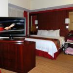 Bedroom in King Suite