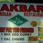 Akbar new sign