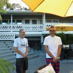 Robert und Daniel