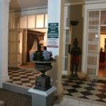 Colonial Style Entrance