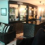 Enjoy Sundowners At Our Comfy Bar