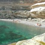 spiaggia di calabattaglia