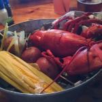 Lobster pot at PJ's