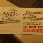 Pizzeria Bar Megor Cafe