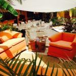 Sala lounge Restaurante El Jardin