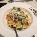 Pasta Pesto 550 Calories