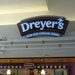 Dreyer's Ice Cream, NewPark Mall, Newark, Ca