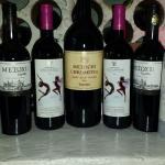 Petit aperçu des vins.