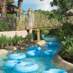 Hyatt Coconut Plantation Lazy River