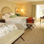 Просторные комнаты с отличными кроватями