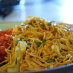 Manchurian Veggie Noodle