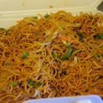Manchurian Veggie Noodles