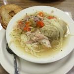 Motzah Ball soup