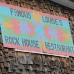 Louise's Rock House Restaurant
