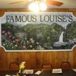 Foto de Famous Louise's Rock House Restaurant