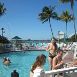 Galleon Resort, Pool Area
