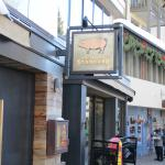 Easy to find on the lower side of Vail Village.