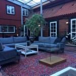 Bild från Åhus Gästgivaregård