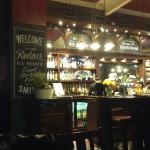 Redan bar