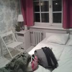 Nice room by the river :) !!