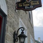 Sir Isaac Brock B&B