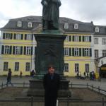 Estátua de Beethoven em Bonn