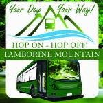 Hop On Hop Off to Tamborine Mountain Your Day Your Way