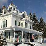 Winter time at the Sutton House B & B