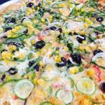 Deliciosa Pizza!!!