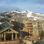 Park City from Silverado Lodge