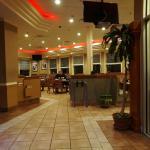 Dining Area at Omega Diner