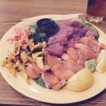 P 46 templeton sashimi- Yum