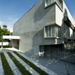 SGFA Green Residence designed by Ken Yeang