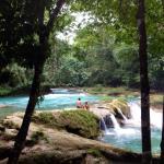 Agua Azul Ocosingo