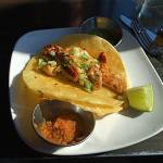 Mahi Mahi Mexican street taco