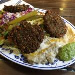 Small Falafel Plate