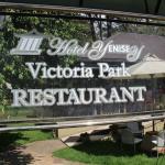 Restaurant Name Board