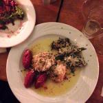 Dinner in Berlin 5th of March 2015.