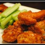 Wing Wednesday 50 cents & 75 cent shrimp
