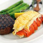 Connors Filet and Lobster Tail