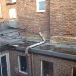 This was the outlook from the dreadful Room we were given as we have a beautiful view from our o