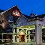 CountryInn&Suites Schaumburg ExteriorNight