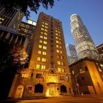 Hilton Checkers Los Angeles Foto