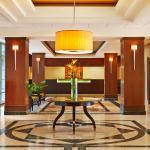 Sheraton Suites Elk Grove Lobby