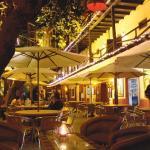 Courtyard La Siesta