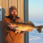 28 inch walleye