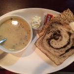 Burnstad's Wild Rice Soup
